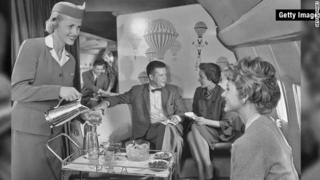 Could airline travel be like this again?