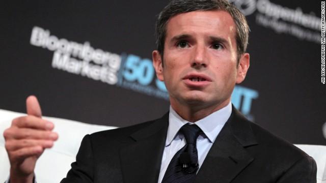 Investment banker Antonio Weiss
