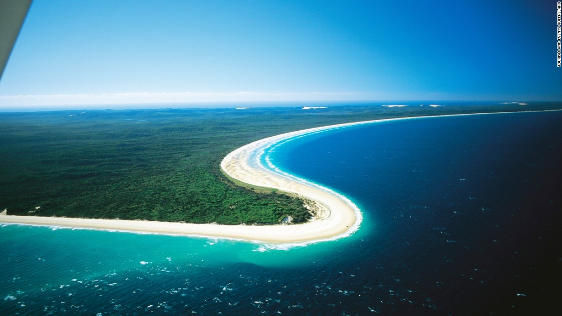 Fraser Island: Is this the world's most unique island?