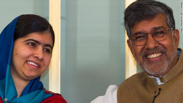 Malala becomes youngest Nobel winner