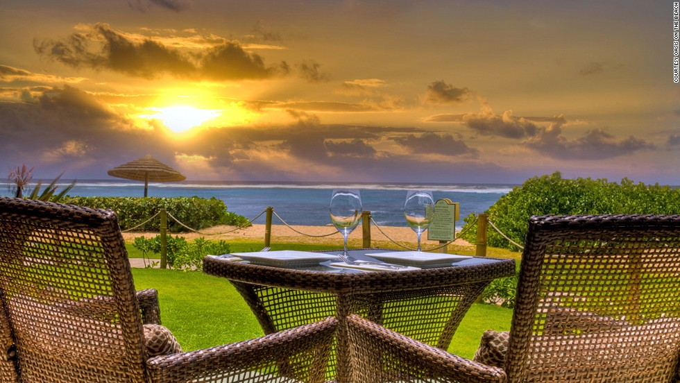 Best Beach Bars Oahu