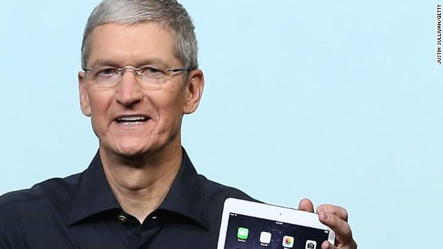 iPad gigante, ¿la apuesta de Apple para seducir a las empresas?