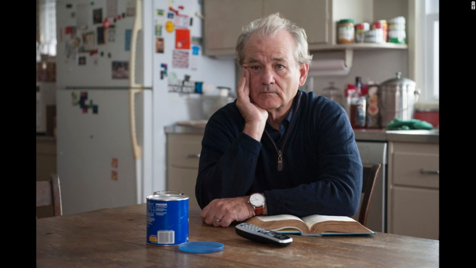 """<strong>Outstanding Supporting Actor in a Limited Series or Movie:</strong> Bill Murray, """"Olive Kitteridge"""""""