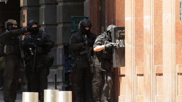 Police: Hostage safety is our top priority