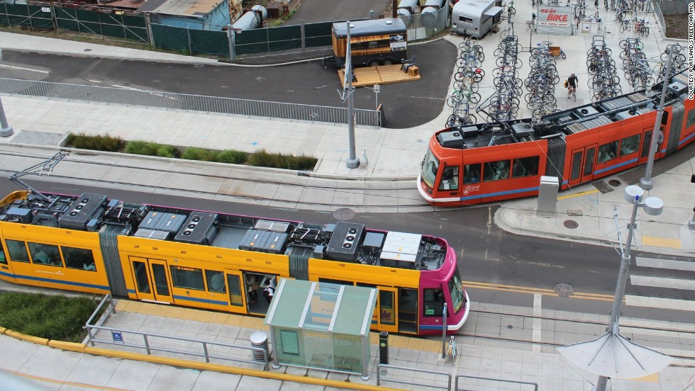 In Oregon, Portland's success with its streetcars in the early 2000s helped spur similar projects around the nation. Third-quarter 2014 ridership on the city's streetcars is up .55%.