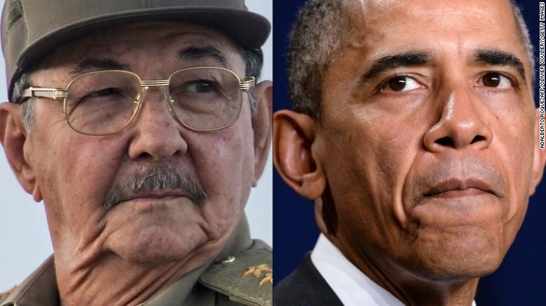Obama y Castro hablan por teléfono previo a su reunión