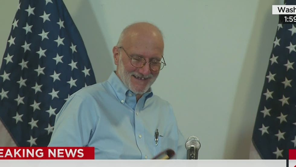 Three months ago, Alan Gross began an exciting journey: After years in a Cuban prison, he once again began to enjoy a life of freedom.
