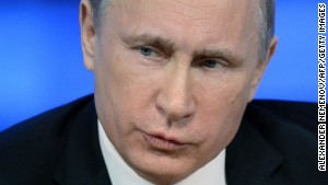 Ли Путин Аспергера и # 39; s?