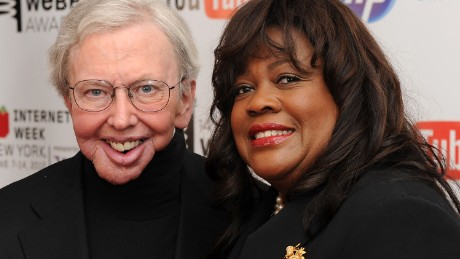 Chaz Ebert opens up about her late husband Roger