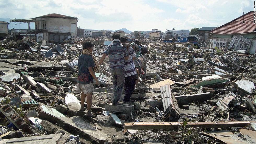 Remembering a Sri Lanka town wiped away by tsunami - CNN.com