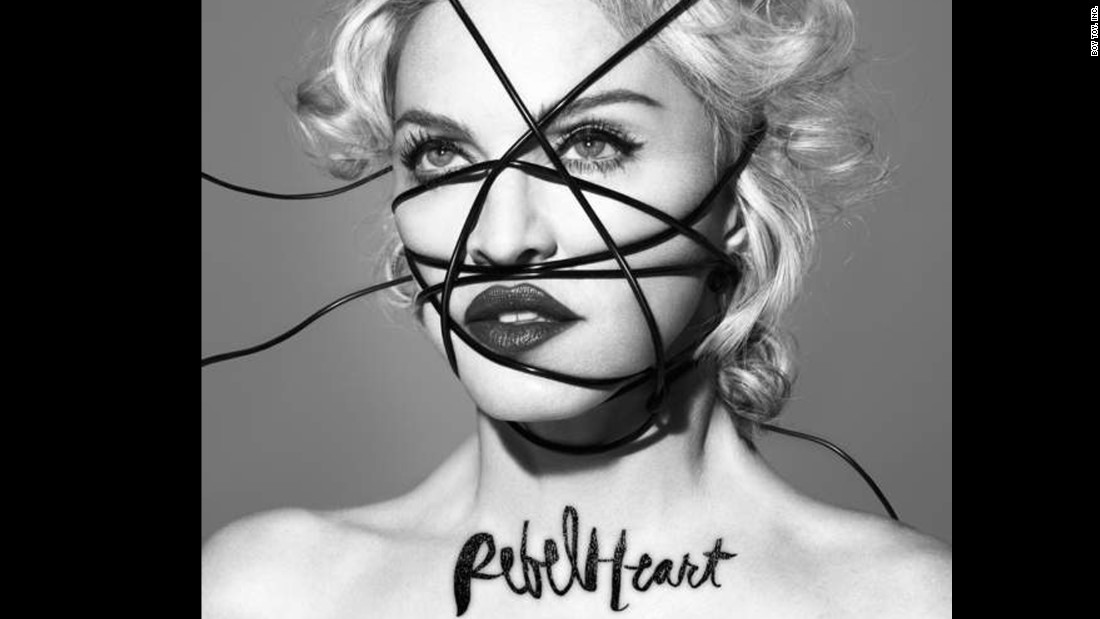 "Madonna made six songs from her upcoming album ""Rebel Heart"" available on Saturday, December 20, after part of the album was leaked online."