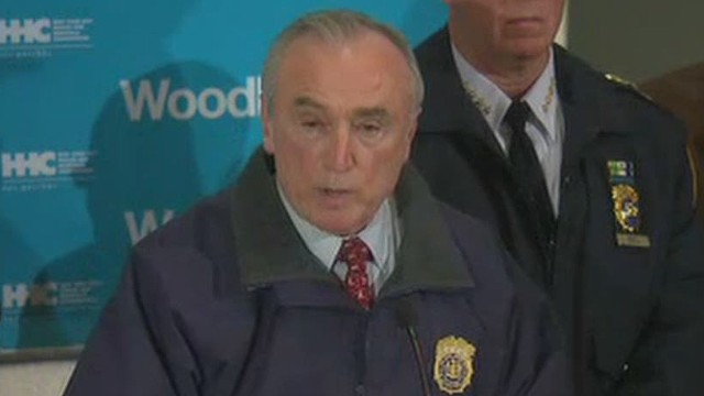 NYPD Comm.: Cops were 'targeted'