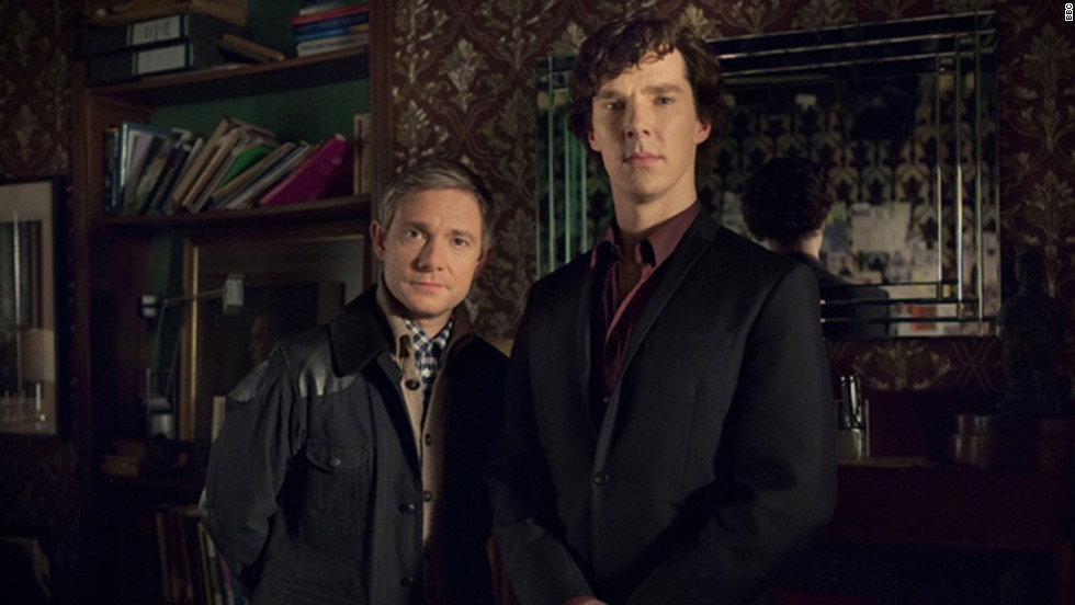 "<strong>""Sherlock"": </strong>""Luther"" isn't the only British import you should spend time with this holiday. Star Benedict Cumberbatch, right, who plays Sherlock Holmes to Martin Freeman's Watson, has been lining up plenty of movie work lately, but his take on this classic character remains one of our favorites. If you haven't yet bought into the Cumberbatch love, this will do it."