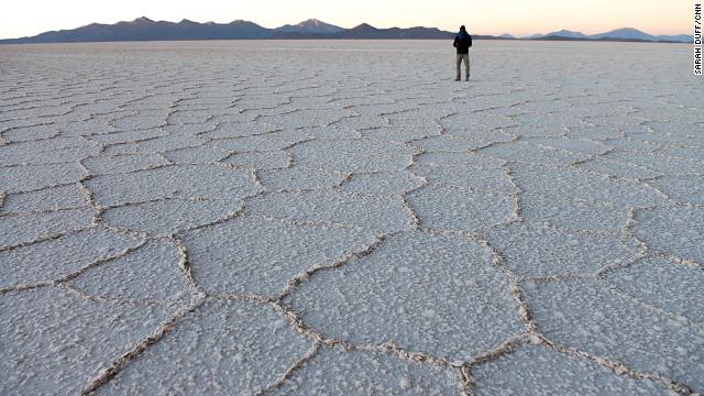 Sal, arena, cielo: una aventura boliviana en un vehículo 4×4