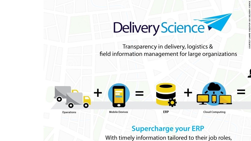 Nigeria-based startup Delivery Science is all about using data and analytics to help Africa's nascent e-commerce sector manage inventory and delivery more efficiently.
