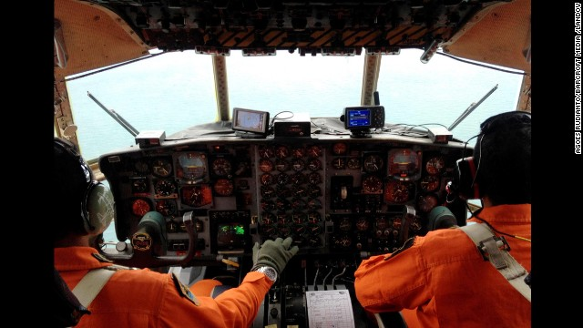 AirAsia jet vanishes during flight