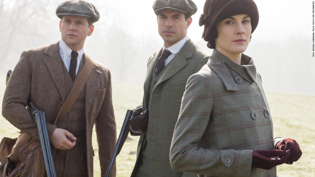 "Viewers have been eager to see what happens next on the beloved historical drama ""Downton Abbey."" The Jazz Age-fueled season 5 is airing on PBS now. Click through our gallery to see other favorite historical shows coming up in 2015."