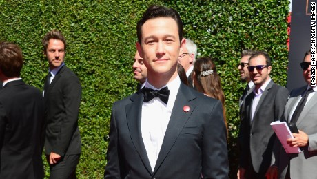 Joseph Gordon-Levitt attends the 2014 Creative Arts Emmy Awards at Nokia Theatre L.A. Live on August 16, 2014 in Los Angeles, California.