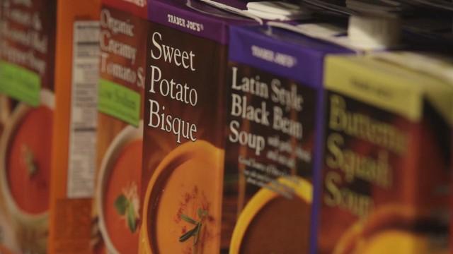 Pirate Joe's sells used groceries - CNN Video
