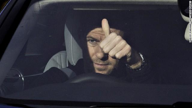 Steven Gerrard jugará en Estados Unidos