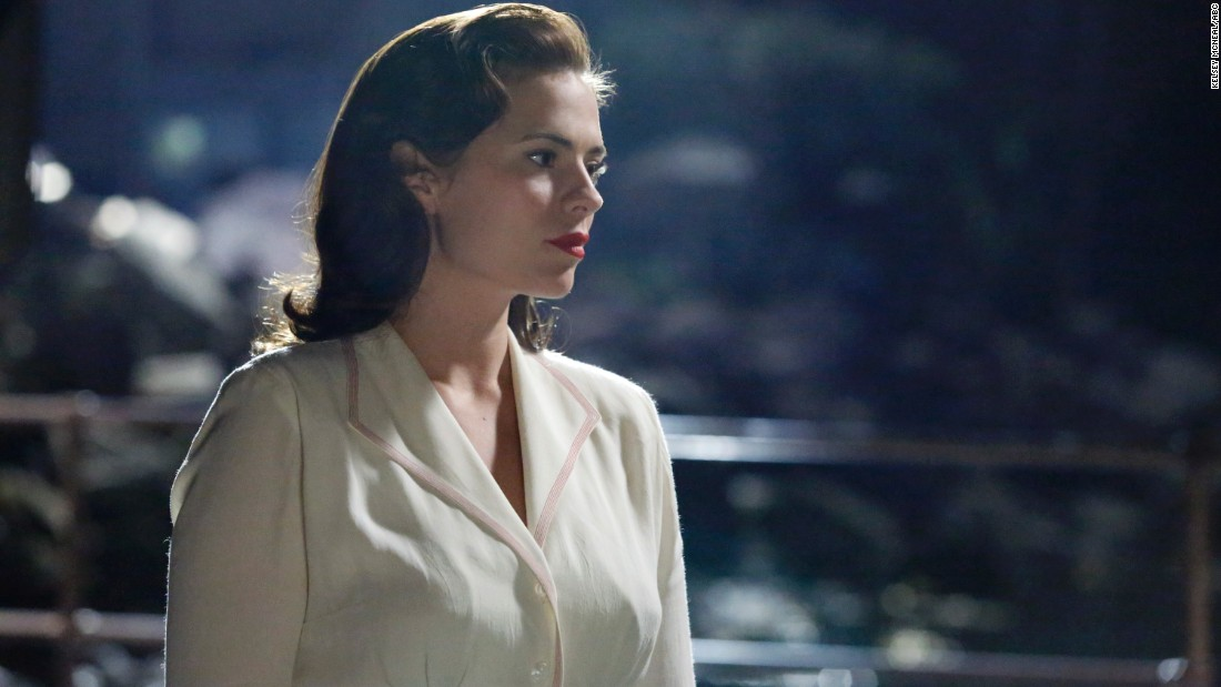 "Set in the post-World War II years, the new series ""Marvel's Agent Carter"" follows the continuing adventures of Peggy Carter, after the presumed death of her boyfriend Steve Rogers (a.k.a. Captain America)."