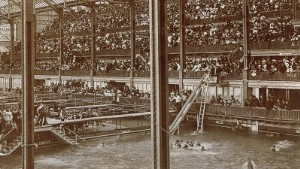 The Sutro Baths likely would have been popular today.