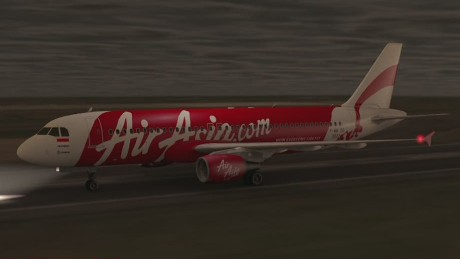 AirAsia flight wasn't licensed to fly on day of crash
