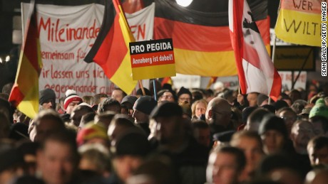German Minister: don't overestimate 'PEGIDA' movement