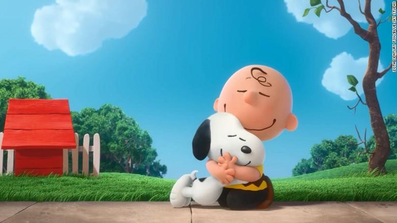 Friends Animation Movie Animated Peanuts Movie is