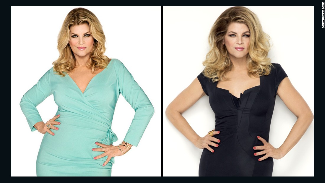 "Kirstie Alley set out to lose 30 pounds in 2014, but she went above and beyond and lost 50. Alley, a paid spokeswoman for Jenny Craig, used the weight loss program to slim down over the past year. Although her size has fluctuated in the past, <a href=""http://www.today.com/health/kirstie-alley-talks-50-pound-weight-loss-time-its-different-1D80404553"" target=""_blank"">Alley assured ""Today's"" Matt Lauer</a> on January 5 that ""This time, it's different."""