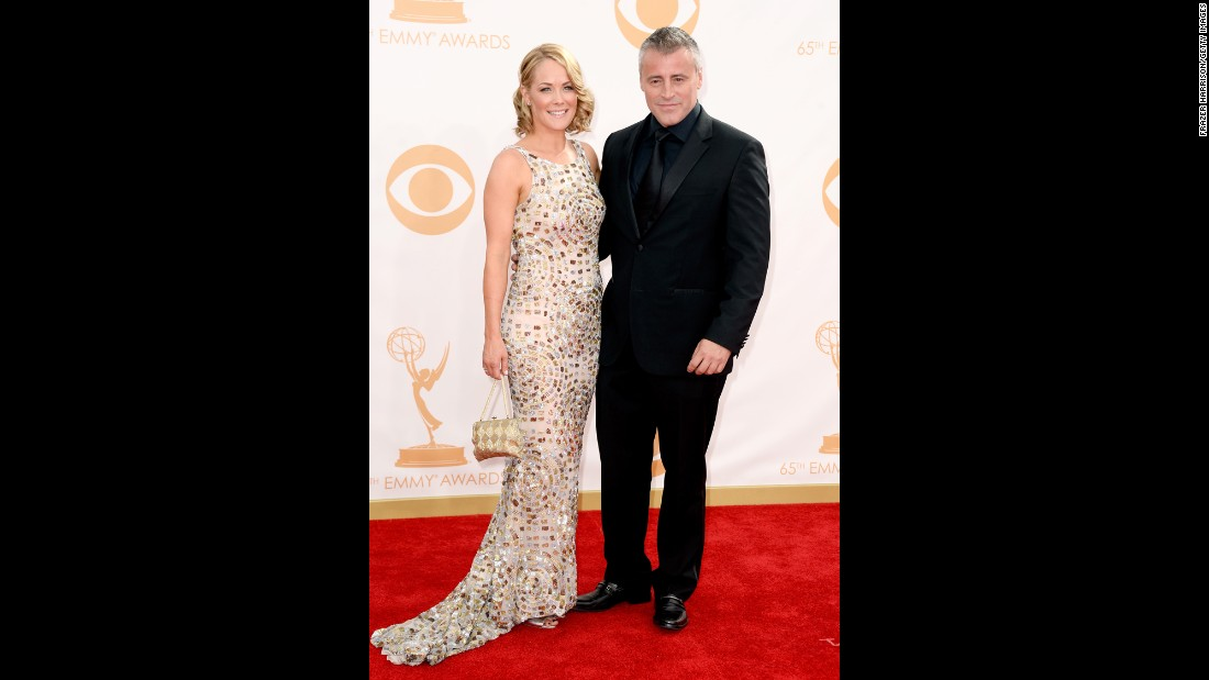 "Say it ain't so, <a href=""http://www.cnn.com/2014/09/22/showbiz/tv/friends-20th-anniversary/"">Joe</a>! Matt LeBlanc and Andrea Anders ended their relationship of eight years, <a href=""http://www.people.com/article/matt-leblanc-andrea-anders-break-up-split"" target=""_blank"">People</a> reports. The couple met on the set of the ""Friends"" spinoff, ""Joey."""