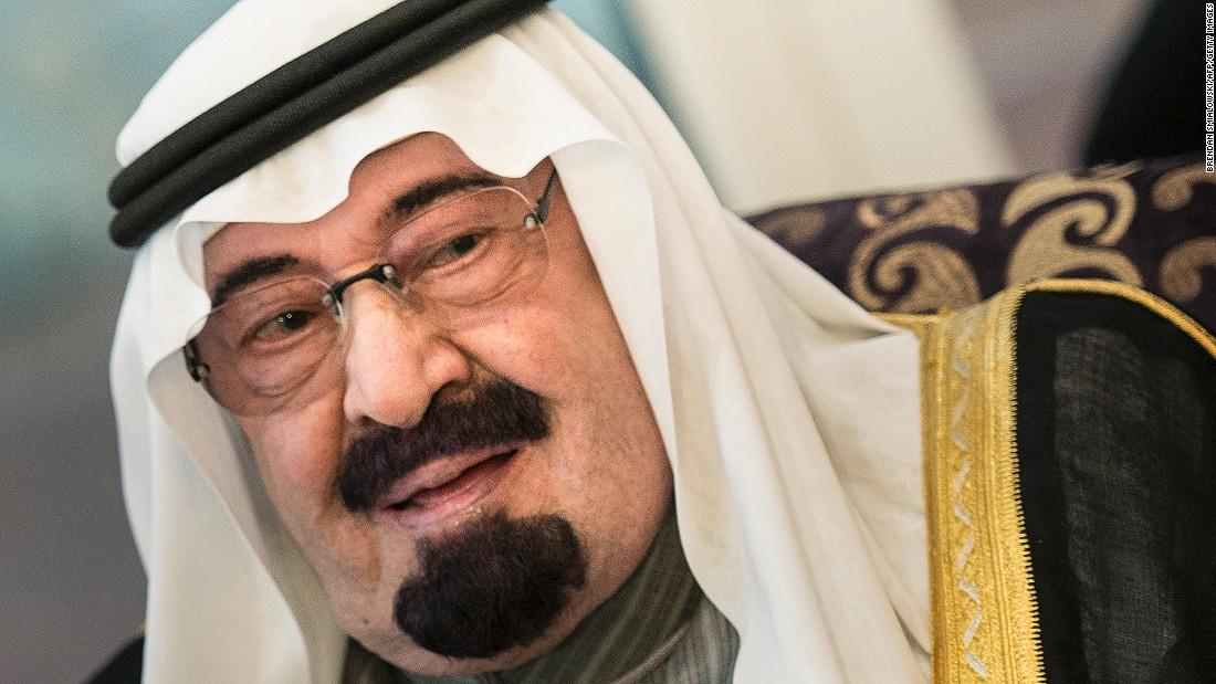 Breaking: Saudi Arabia King, King Abdullah bin Abdulaziz al Saud Is Dead