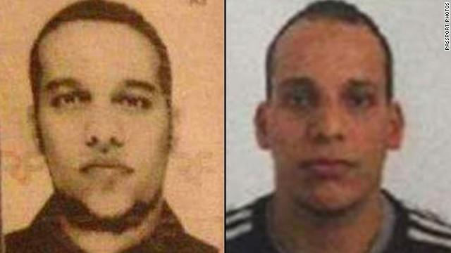 Terror en París: Se entrega un sospechoso y la policía divulga fotos de los otros dos