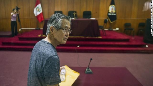 Nueva condena para Fujimori: 8 años de prisión por peculado
