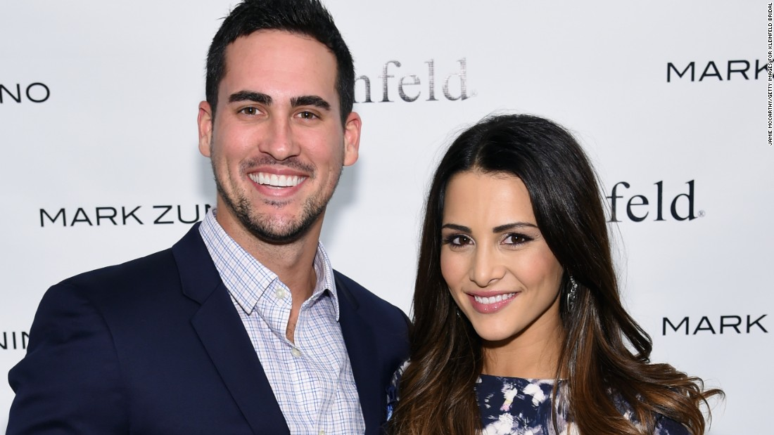 "Reality stars Andi Dorfman and Josh Murray found love on TV, and <a href=""http://www.eonline.com/news/612643/andi-dorfman-and-josh-murray-breakup-the-bachelorette-couple-call-off-engagement"" target=""_blank"">announced their split</a> just days after ""The Bachelorette"" season premiere on January 5, according to E!. ""After several months of being engaged and working on our relationship, we have decided that it's best for both of us to go our separate ways,"" the couple said. ""We are very sad that it has come to this point, but this is what's best for both of us individually. We will continue to be good friends and have nothing but great things to say about each other and wish each other the best."""