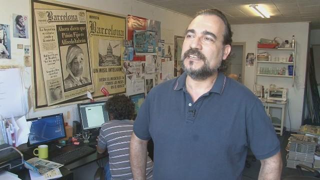 'Barcelona', la 'Charlie Hebdo' de Argentina