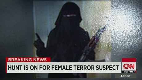 Are female jihadis a growing threat?