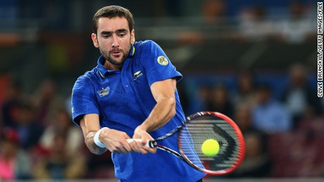 Marin Cilic will miss the Australian Open through injury.