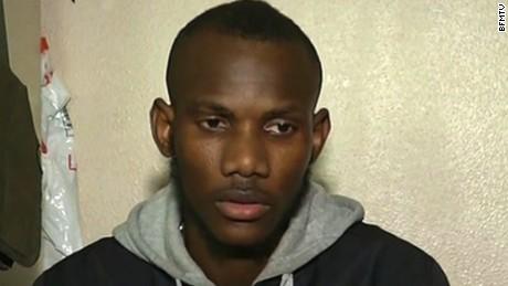 Lassana Bathily spoke with BFMTV.