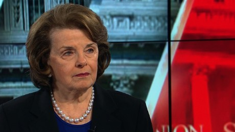 Feinstein: France has declared war