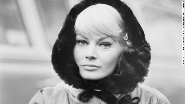 Muere la actriz de 'La Dulce Vida', la sueca Anita Ekberg