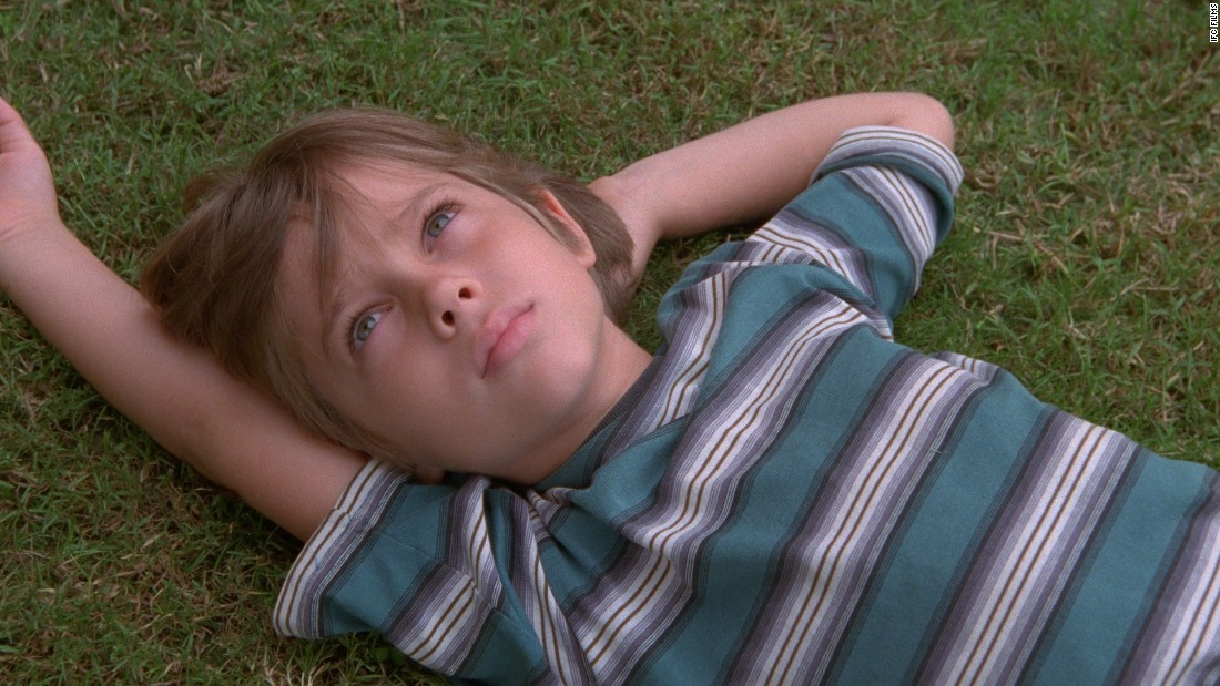 """<strong>Best motion picture -- drama:</strong> """"Boyhood"""""""