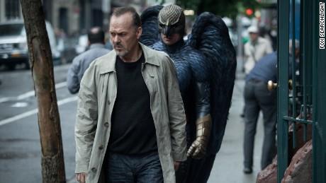 "Michael Keaton, ""Birdman"""