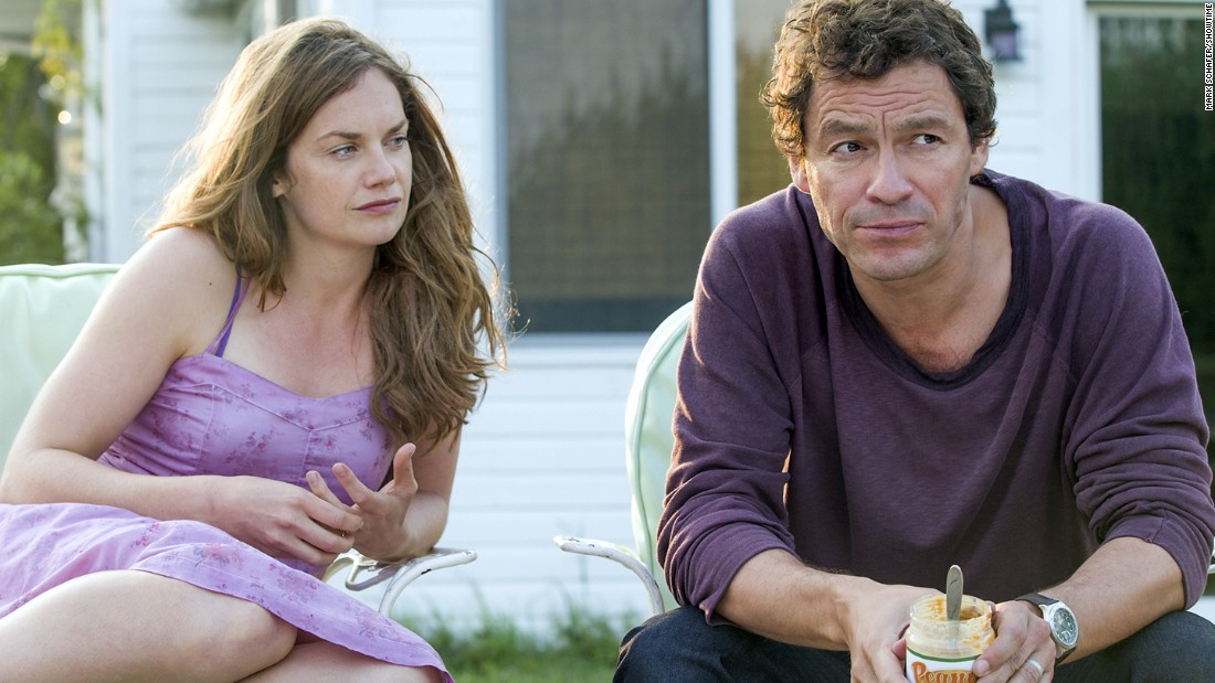 """<strong>Best actress in a TV series -- drama:</strong> Ruth Wilson, """"The Affair"""""""