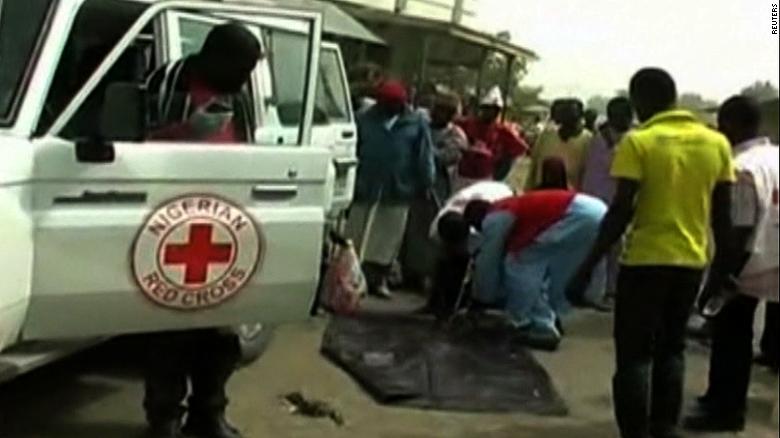 Deadly bomb blasts target Nigerian markets