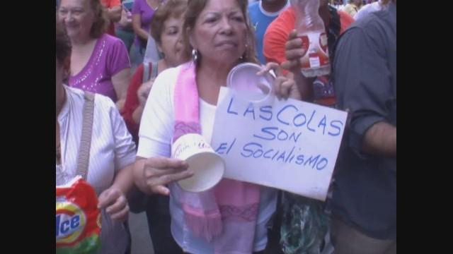Venezuela carece de mucho más que las papas fritas de McDonald's