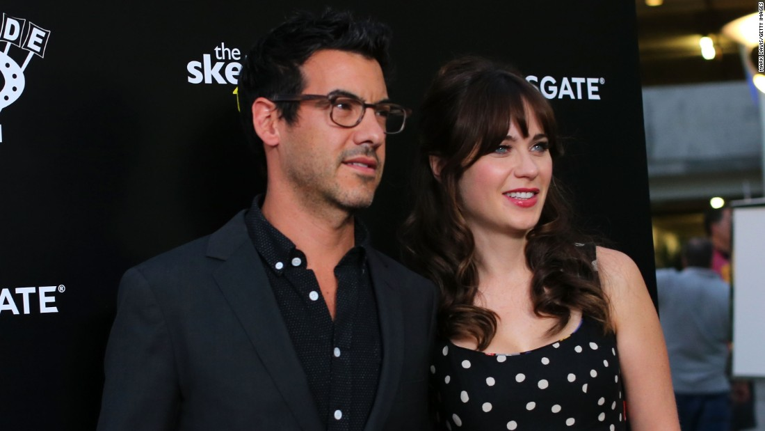"Big news for Jacob Pechenik and Zooey Deschanel: <a href=""http://celebritybabies.people.com/2015/08/03/zooey-deschanel-welcomes-daughter-marries-jacob-pechenik/"" target=""_blank"">The couple</a> welcomed a ""New Girl"" in the form of a daughter in July. The pair also is said to have gotten secretly married!"