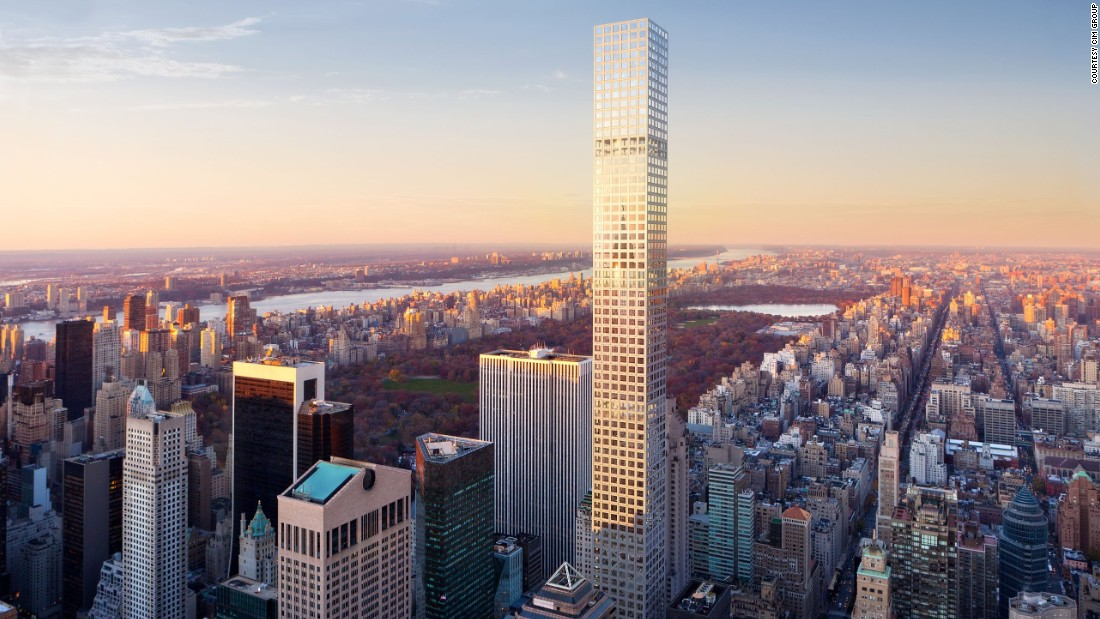 "<a href=""http://432parkavenue.com/?state=home"" target=""_blank"">432 Park Avenue</a>, the tallest all-residential tower in the western hemisphere, has opened its doors. Towering 50 meters (164 feet) above the Empire State Building, it features just 104 apartments, with its penthouse retailing for a dizzying $95 million. It becomes the hundredth supertall building in the world.<br /><br /><em>Scroll through to see how it compares to the world's other tallest buildings.</em><br /><br /><strong>432 Park Avenue, New York, U.S.</strong><br /><br /><strong>Height:</strong> 425.5m (1396ft)<br /><strong>Floors: </strong>85<strong><br />Architect</strong>: Rafael Vinoly, SLCE Architects, LLP"