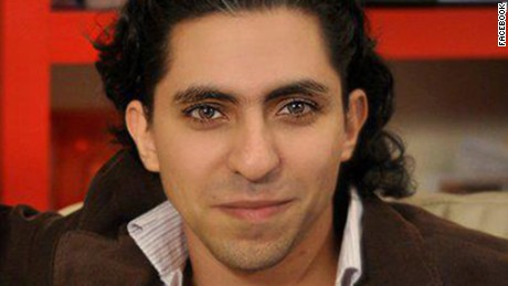 Friend of Saudi blogger: He isn't in good condition