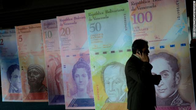 Venezuela reduce cupo de divisas para viajes hacia el exterior